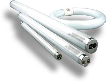 Tubos de luz uv antiestallido disproeco distribuidores de - Lampara tubo fluorescente ...